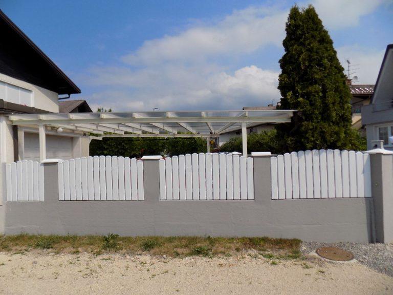 PVC ograja 41
